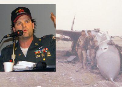 "Podcast (GW-E01): ""We were sick as dogs"" – Dennis Kyne, Gulf War vet"