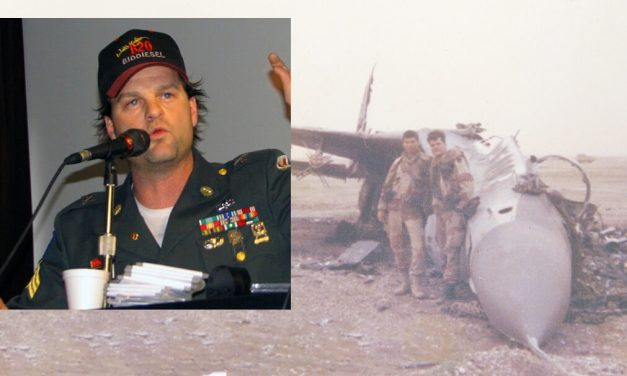 "Podcast (GW-E01): ""We were sick as dogs"" – Dennis Kyne, Gulf War vet"