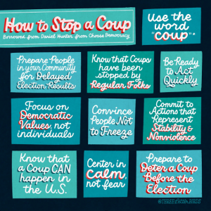 how to stop a coup