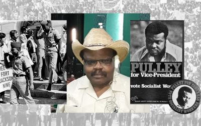 """Podcast (VN-E40): """"We started to unite"""" – Cleve Andrew Pulley"""