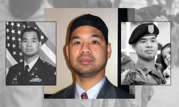 """Podcast: """"Falsely accused of being a spy"""" – former Chaplain James Yee"""