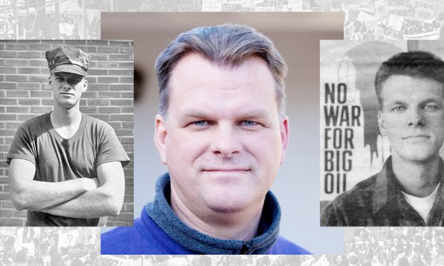 Podcast (GW-E06): Erik Larsen – Amnesty International Prisoner of Conscience