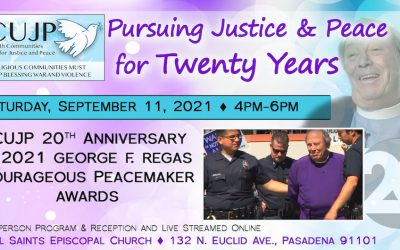 Interfaith Communities United for Justice and Peace 20th Anniversary
