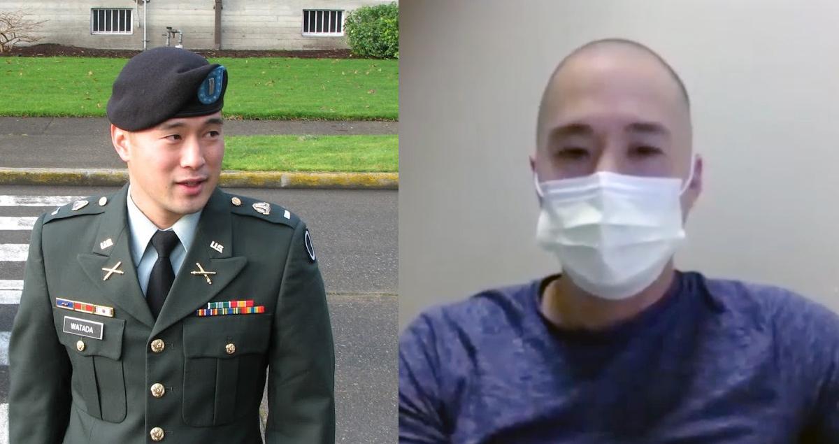 Video: Ann Wright interviews former Lt. Ehren Watada, Iraq War resister